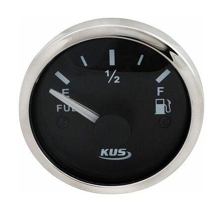 Fuel gauge 240-33 Ohms,  Black/Chrome, buy, KY10004,  art-00110475( 1) | F25