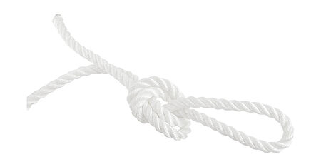 Three-Strand Line d12mm, white, L100m, KOT, Description, PETN12100,  art-00149653( 3) | F25