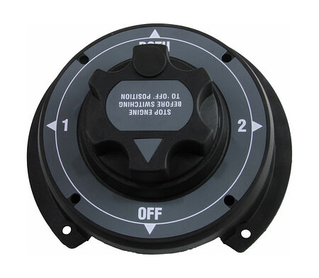 """Battery Switch """"OFF-1-BOTH-2"""" 12-36V, price, AES121124A,  art-00117742( 2) 