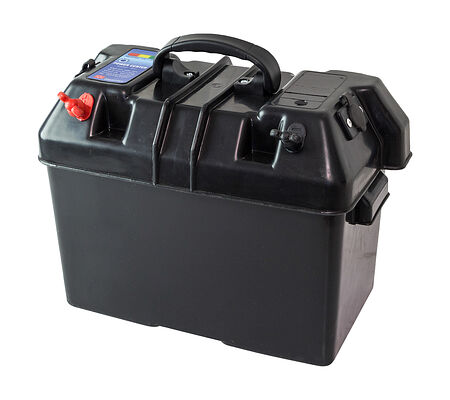 battery box 335x185x225 mm, with the terminals and connect, buy, C11537,  art-00055591( 1) | F25