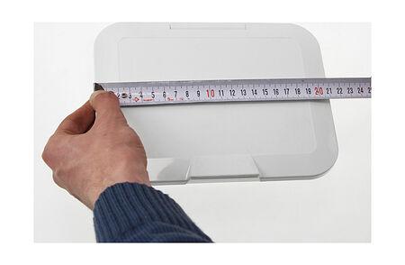 Storage box with lid, 150x110x80mm, Photo, NI2418,  art-00123781( 4) | F25