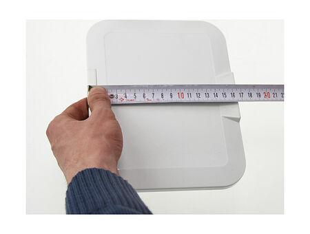 Storage box with lid, 150x110x80mm, comparison, NI2418,  art-00123781( 5) | F25