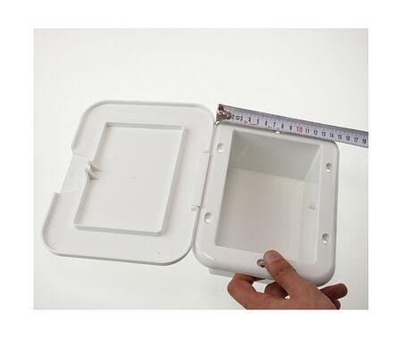 Storage box with lid, 150x110x80mm, Photo, NI2418,  art-00123781( 11) | F25