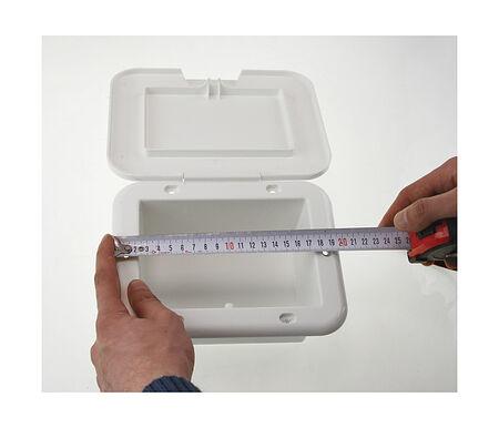 Storage box with lid, 150x110x80mm, comparison, NI2418,  art-00123781( 12) | F25