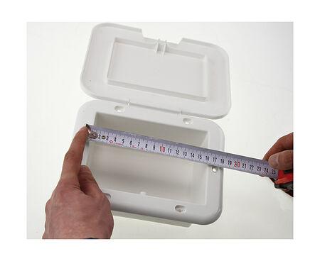 Storage box with lid, 150x110x80mm, video, NI2418,  art-00123781( 13) | F25
