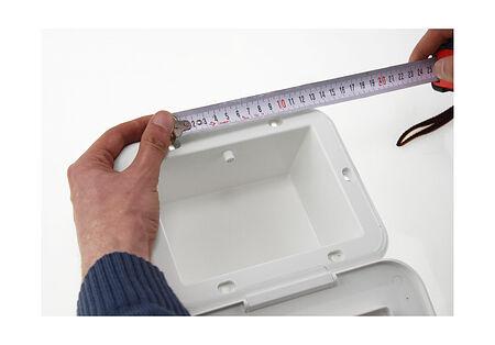 Storage box with lid, 150x110x80mm, price, NI2418,  art-00123781( 15) | F25