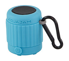 AquaJam Speaker, Waterproof