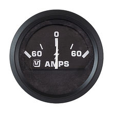 Ammeter 60-0-60 and