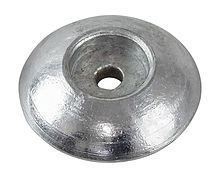 Zinc anode for transom, 50mm