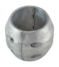 Zinc anode Martyr for propeller shaft assemblies, D85mm.