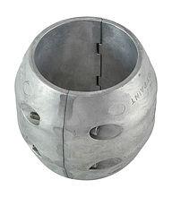 Zinc anode Martyr for propeller shaft assemblies, D85mm.