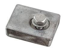 Zinc anode Suzuki DF40-70/150-300/DT9.9-40, Omax