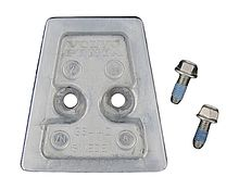 Zinc anode Volvo Penta transom Assembly UPOK SX-A, DPS, DPS-B, DPS-A OXi, DPS-B OX