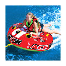 Inflatable towable Ace Racing