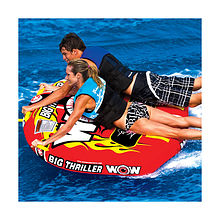 Inflatable towable Big Thriller