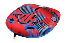Inflatable towable Fury