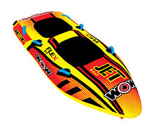 Inflatable Towable Jet Boat 2P