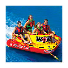 Inflatable towable Trinity 4P Sister