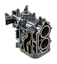 Crankcase AssyYamaha E9.9D-E15D, Omax