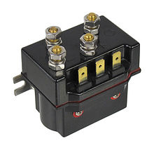 Control unit for winch 710/800/V600; 200A (solenoid)