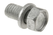 Screw-bolt Suzuki 8x16 with grover