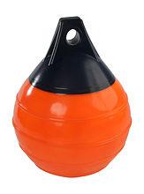 Buoy Castro inflatable d. 340, Orange
