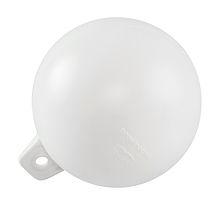 Marker buoy185x150, White