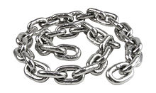 Anchor Chain 8 mm DIN766, L=0.3m, Stainless Steel