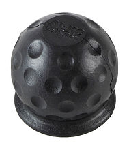 Trailer Ball Hitch Cover, AL-KO, black