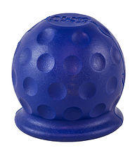 Trailer Ball Hitch Cover, AL-KO,blue