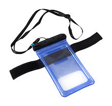 Waterproof case on forearm for electronic devices  120x220mm, IPX8
