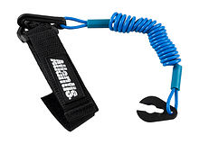 Stop Safety Lanyard for Yamaha with strap, blue