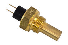 Two-station temperature sensor