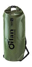 Dry bag PVC 80l, khaki