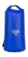 Dry bag PVC 80l, blue