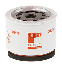Fleetguard fuel filter FS19802