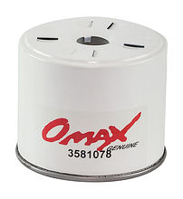 Fuel filter for Volvo Penta  (separator; diesel), Omax