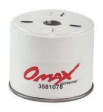 Fuel filter for Volvo Penta  (separator; diesel), Omax