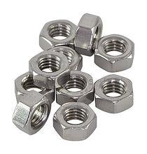 Nut A4 DIN934 M5 packaging 1/10
