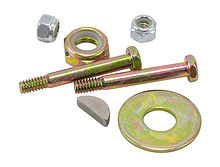 Steering wheel mount kit, Nut 1/2-20