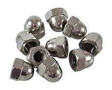 Cap nut A4 DIN1587 M10 packaging 1/10