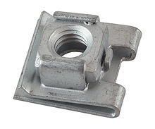 Clamp nut, Suzuki