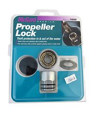 Propeller Lock M18x1.5, 40-150hp