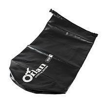 Dry bag Extreme PVC 60l, black/black