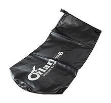 Dry bag Extreme PVC 80l, black/black
