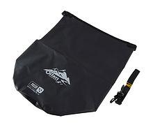Dry bag Extreme PVC 15l, black/black