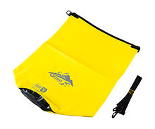 Dry bag Extreme PVC 15l, yellow/black