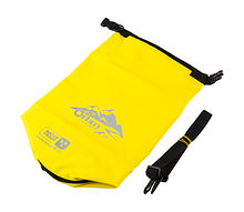 Dry bag Extreme PVC 5l, yellow/black
