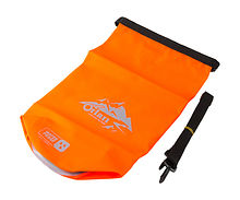 Dry bag Extreme PVC 5l, orange/gray