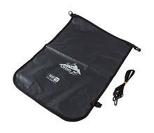Dry bag Compact PVC 15l, black